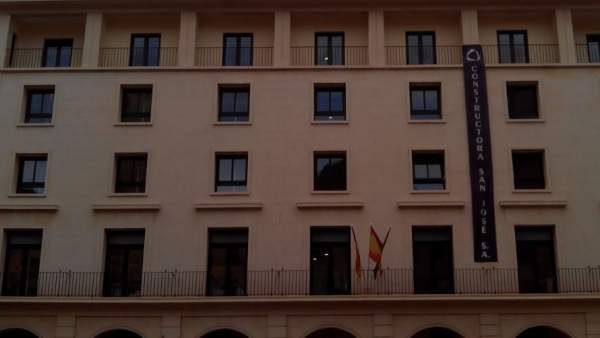 Sede de la Audiencia de Alicante.