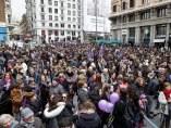 Horario y recorrido de la huelga feminista 2018