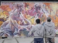El dúo de arte urbano Pichi & Avo