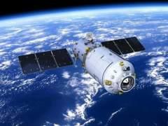 La estación Tiangong 1 caerá a la Tierra entre el 30 de marzo y el 6 de abril