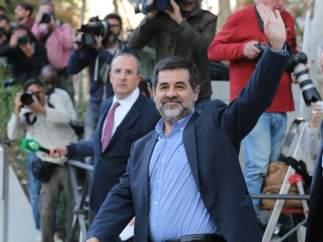Jordi Sánchez.