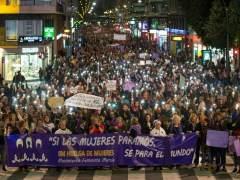 Manifestación del 8M en Murcia