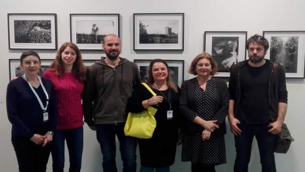 Feria Milán fotógrafos