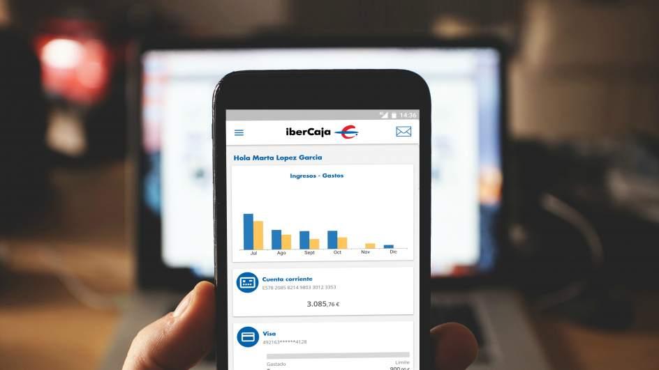 La batalla de los bancos se traslada al m vil crean apps que son como oficinas abiertas durante - Bankia oficina movil ...