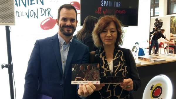 El chocolate de Aragón se promociona en Berlín