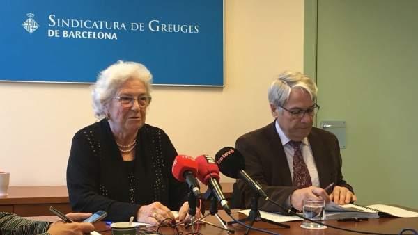 Maria Assumpció Vilà, Síndica de Greuges de Barcelona.
