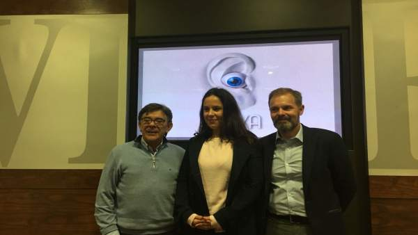 Sánchez Ramos, Marga Llano y Daniel González