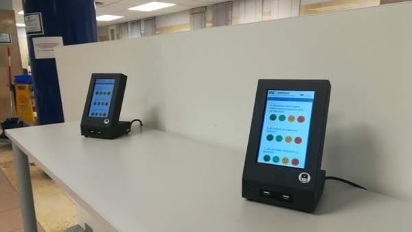 Primera oficina de Empleo de España con encuesta interactiva para el usuario