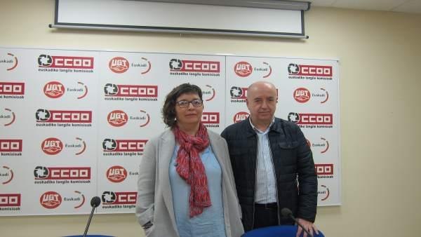 Loli García Y Raúl Arza