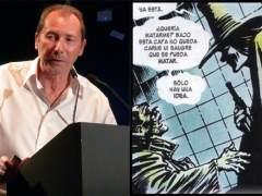 David Lloyd, creador de 'V de Vendetta' estará en el Salón del Cómic de Barcelona