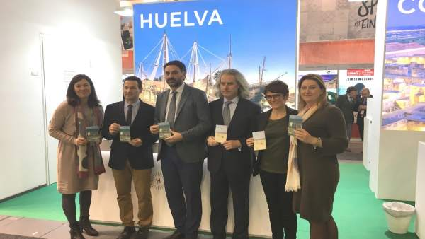 La provincia de Huelva se promociona en Berlín.