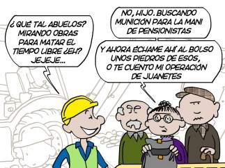 Los pensionistas