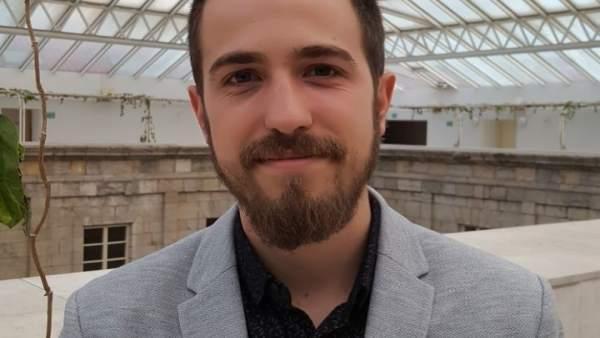 Luis del Piñal, miembro del Consejo de Podemos Cantabria y concejal