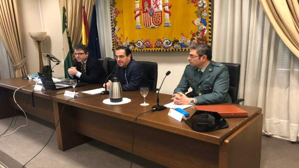 Miguel Briones reunión sector minero