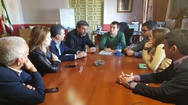 Reunión PSOE Cehegín