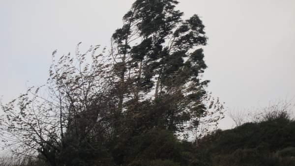Rachas de viento