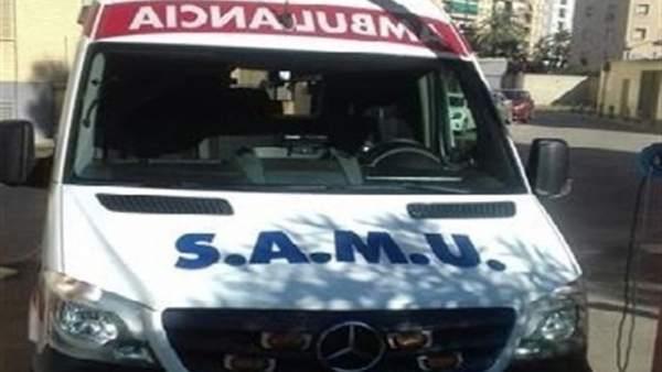 Ambulancia del CICU