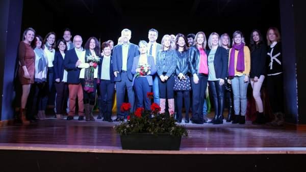 Premios 8 de marzo Estepona