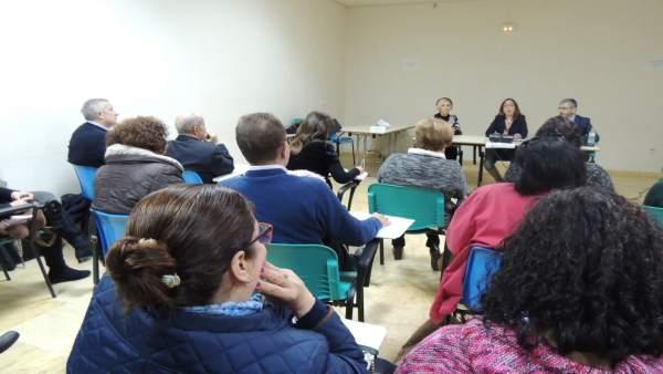 Endesa y el Ayuntamiento de Huelva se coordinan para informar sobre bono social.