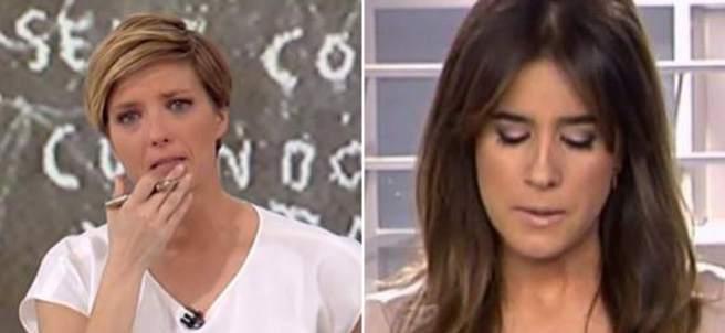 María Casado e Isabel Jiménez se emocionan al informar sobre la búsqueda de Gabriel