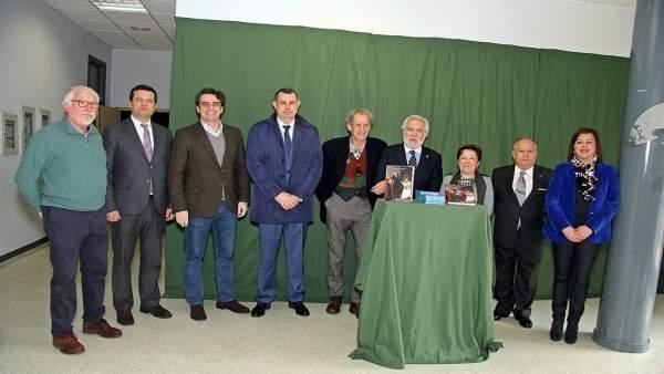 Presentación del libro que recoge la investigación de Isabel Zendal