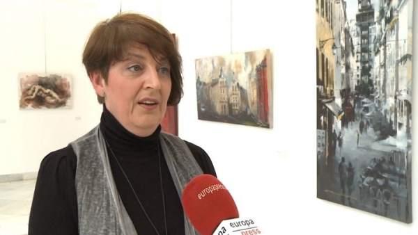 Comisaria de la exposición, Rosana Soriano
