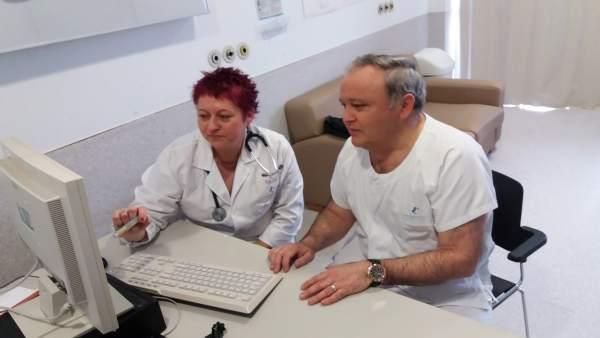 La Unidad de Geriatría del Complejo Hospitalario Universitario de Cartagena