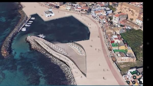 Puerto del Molinar