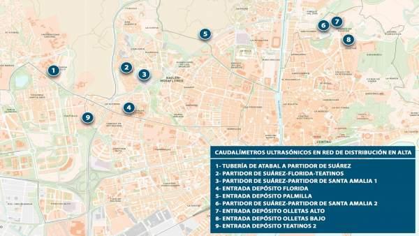 El Ayuntamiento De Málaga Informa: El Ayuntamiento Licita La Instalación De Equi