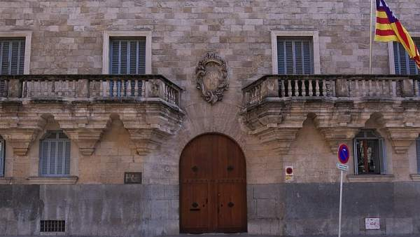 Sede del Tribunal Superior de Justicia de las Islas Baleares, en Palma de Mallorca.