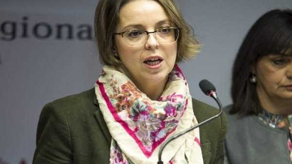 La diputada 'popular', Inmaculada González