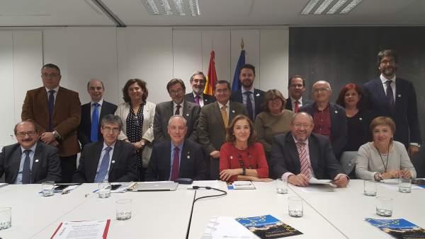 Foto Granada, Opción Europea Para Albergar El Acelerador Dones