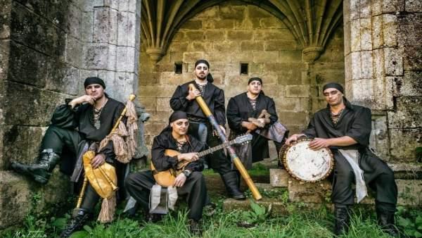 El grupo Mílson's promueve a la Ribeira Sacra en el videoclip 'Este vaise'