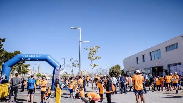 Carrera 'Millor Junts' de la Fundación Rafa Nadal