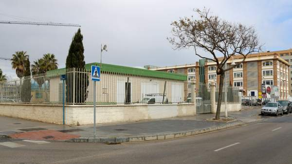Instalaciones de bombeo de aguas residuales Pacifico en Málaga capital