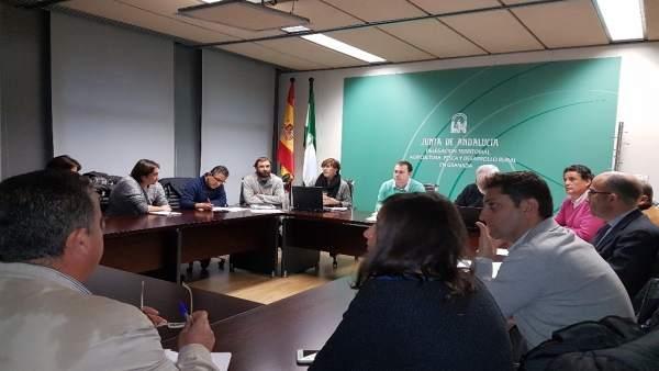 La segunda mesa provincial de Agricultura Ecológica de Granada