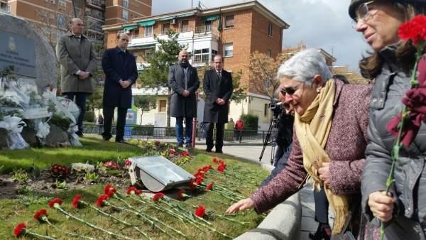 Homenaje 11M en Guadalajara