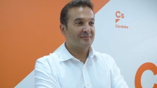 El diputado de Cs por Córdoba Marcial Gómez