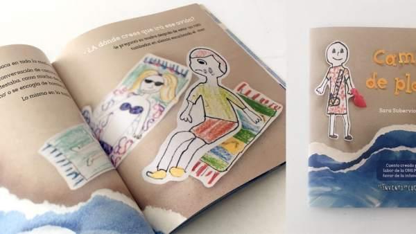 Libro cáncer infantil