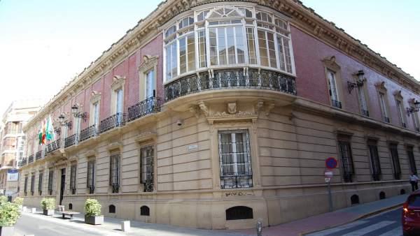 Palacio Provincial De Almería