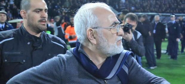 Presidente del PAOK