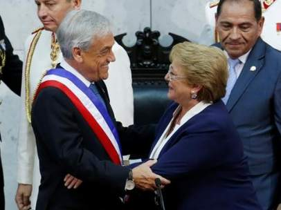 Investidura de Sebastián Piñera como presidente de Chile
