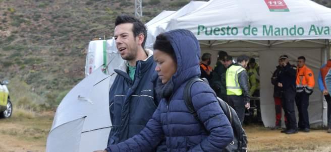 Ángel Cruz y Ana Julia