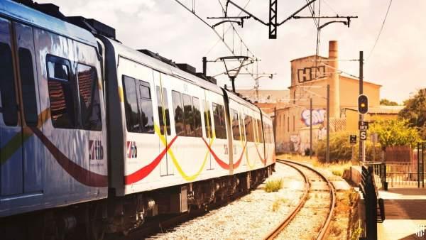 Metro y trenes de Palma