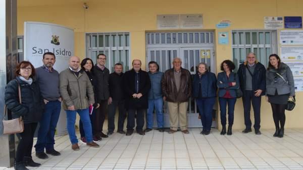 Presentación del grupo operativo para valorizar los residuos del olivar