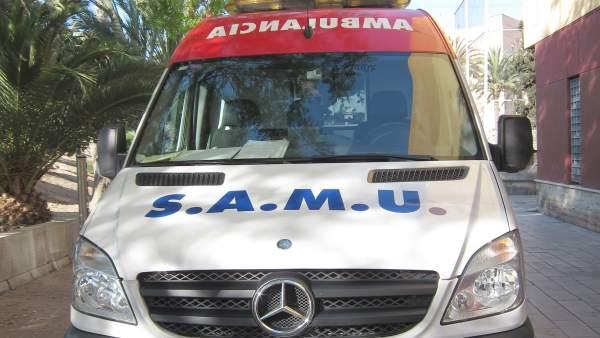 Unidad Del SAMU 1