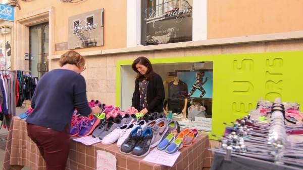 Los comerciantes de Palma participarán del 8-10 de marzo en la 'Fira d'Estocs'