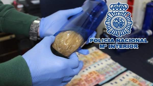 Policía Nacional Nota De Prensa Con Fotos Y Enlace De Vídeo 'La Policía Nacional
