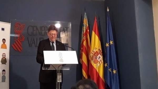 Puig avança que Echávarri no optarà a la reelecció com a secretari local del PSPV