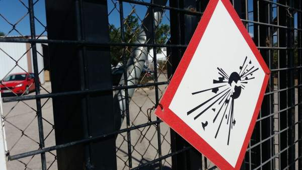 El mort en la pirotècnia d'Olocau treballava en la part cromàtica en una caseta aïllada